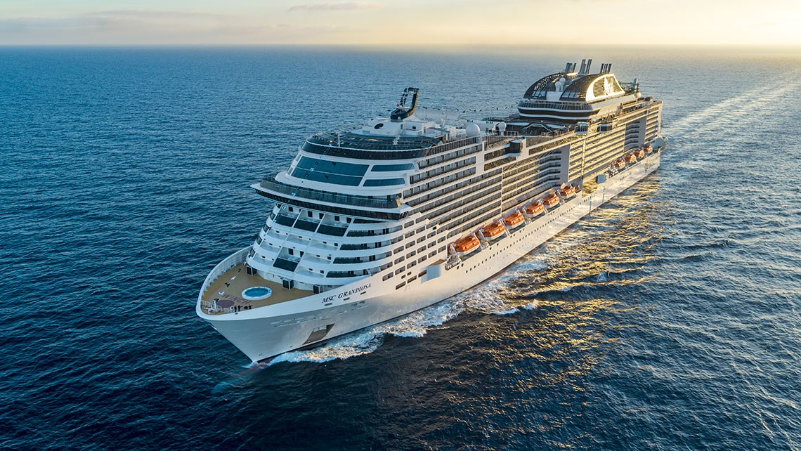 Holiday travel ban shuts down MSC and Costa sailings from Italy