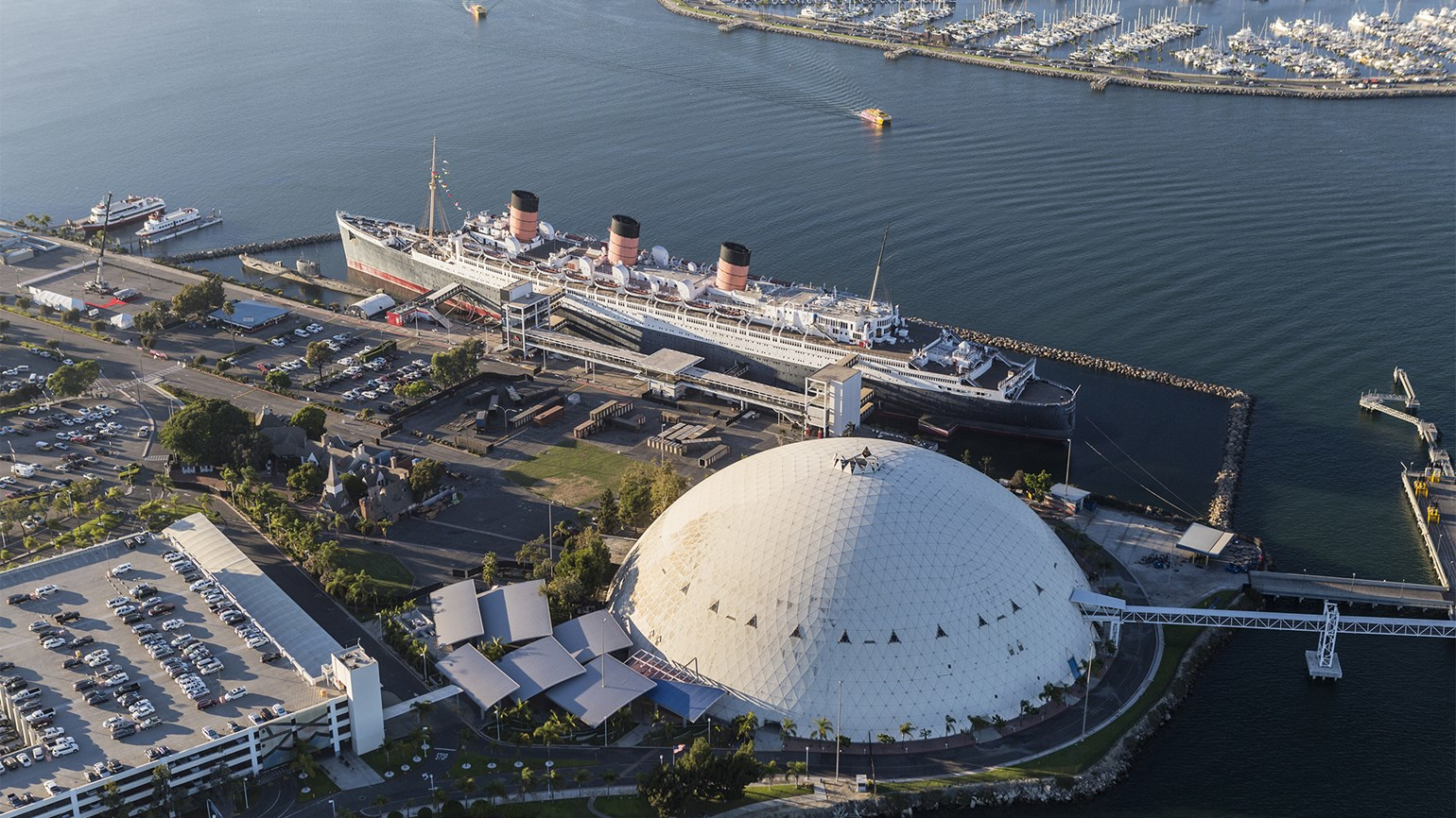 Carnival gets OK to expand Long Beach Cruise Terminal