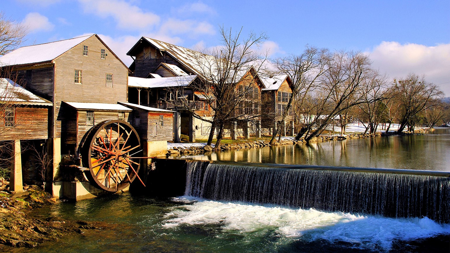 Old Mill, Pigeon Forge, Tenn.