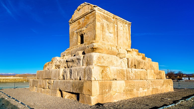 Tomb of Cyrus the Great, Pasargadae