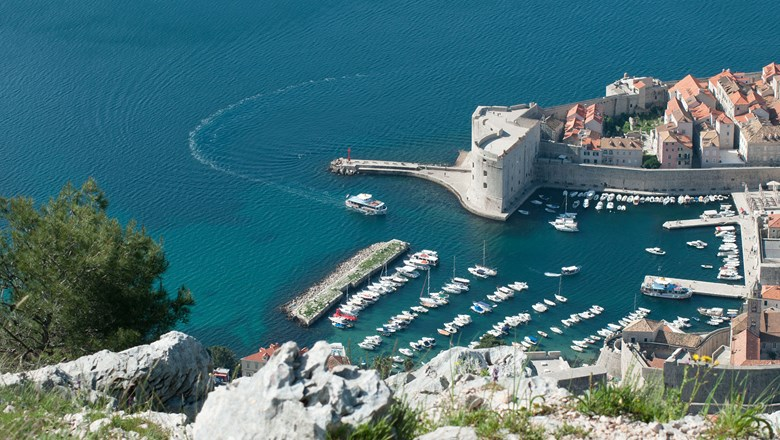 WTTC's report identified Dubrovnik as a city at high risk of suffering the effects of overtourism.