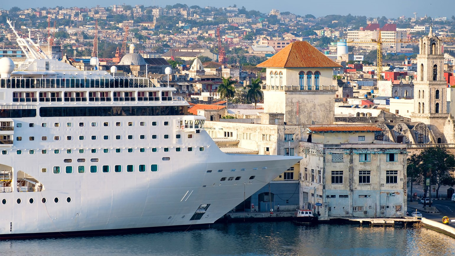 Cruise Lines Say Visiting Cuba By Ship Is Safe Travel Weekly - How safe are cruise ships
