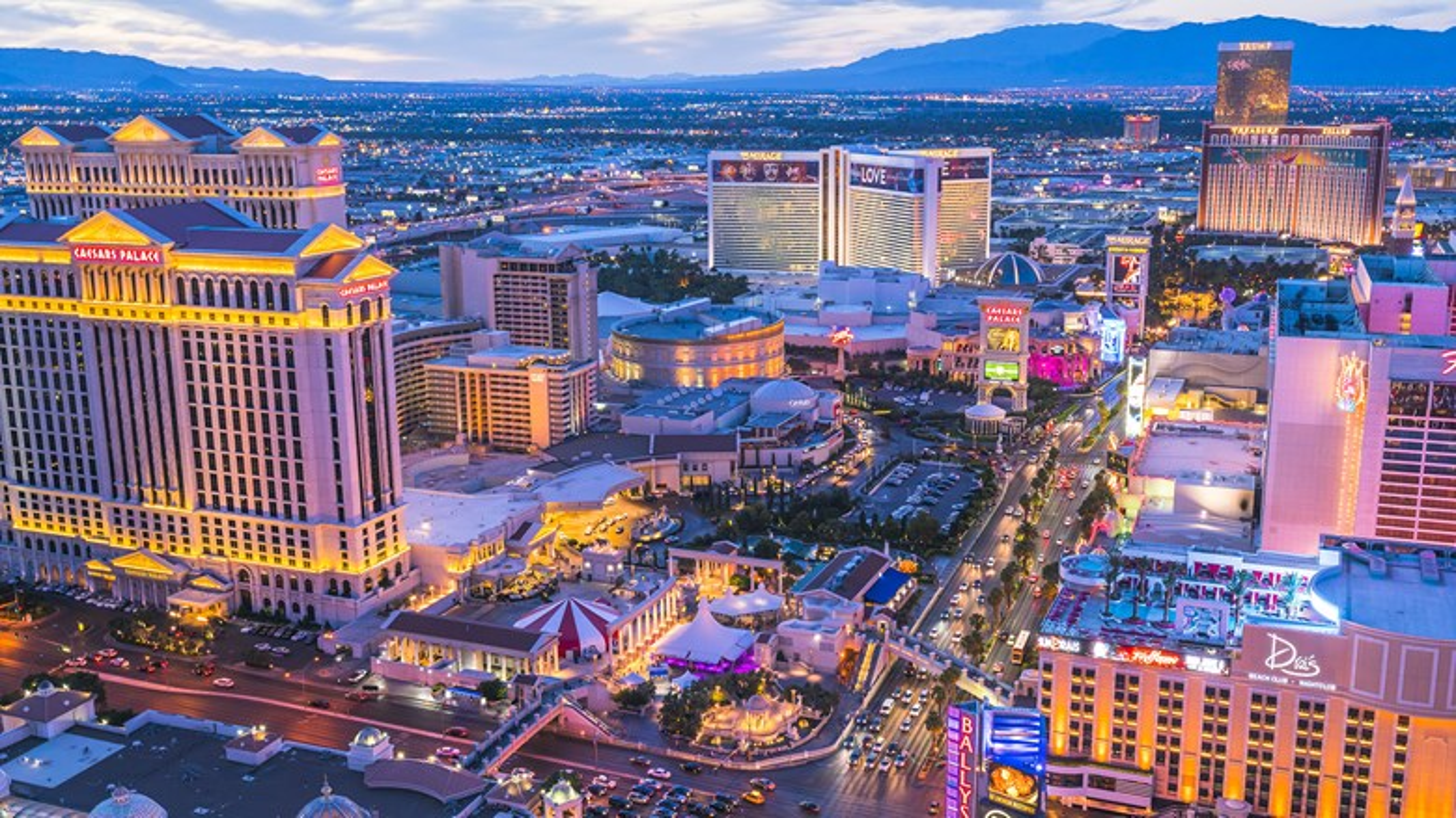 Las Vegas Usa Eu