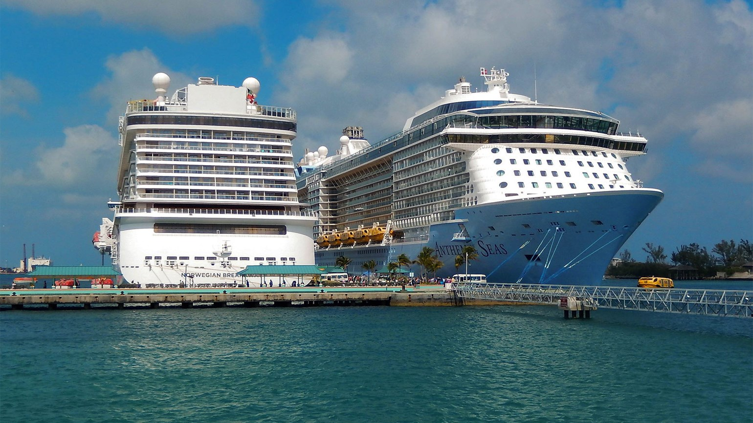 With Some Caribbean Ports Knocked Out Cruise Lines Make Wholesale - Cruise ship caribbean