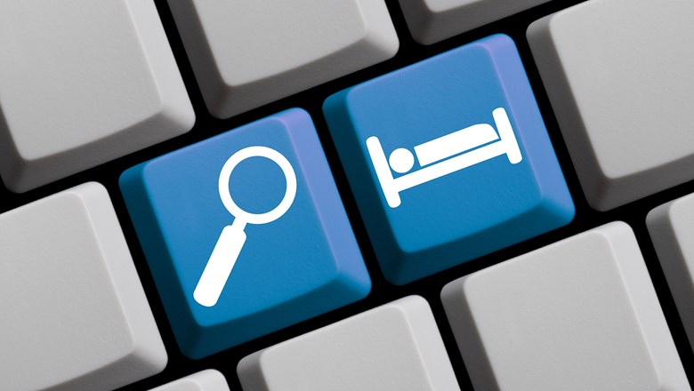 Online hotel booking [Credit: Keport/Shutterstock.com]