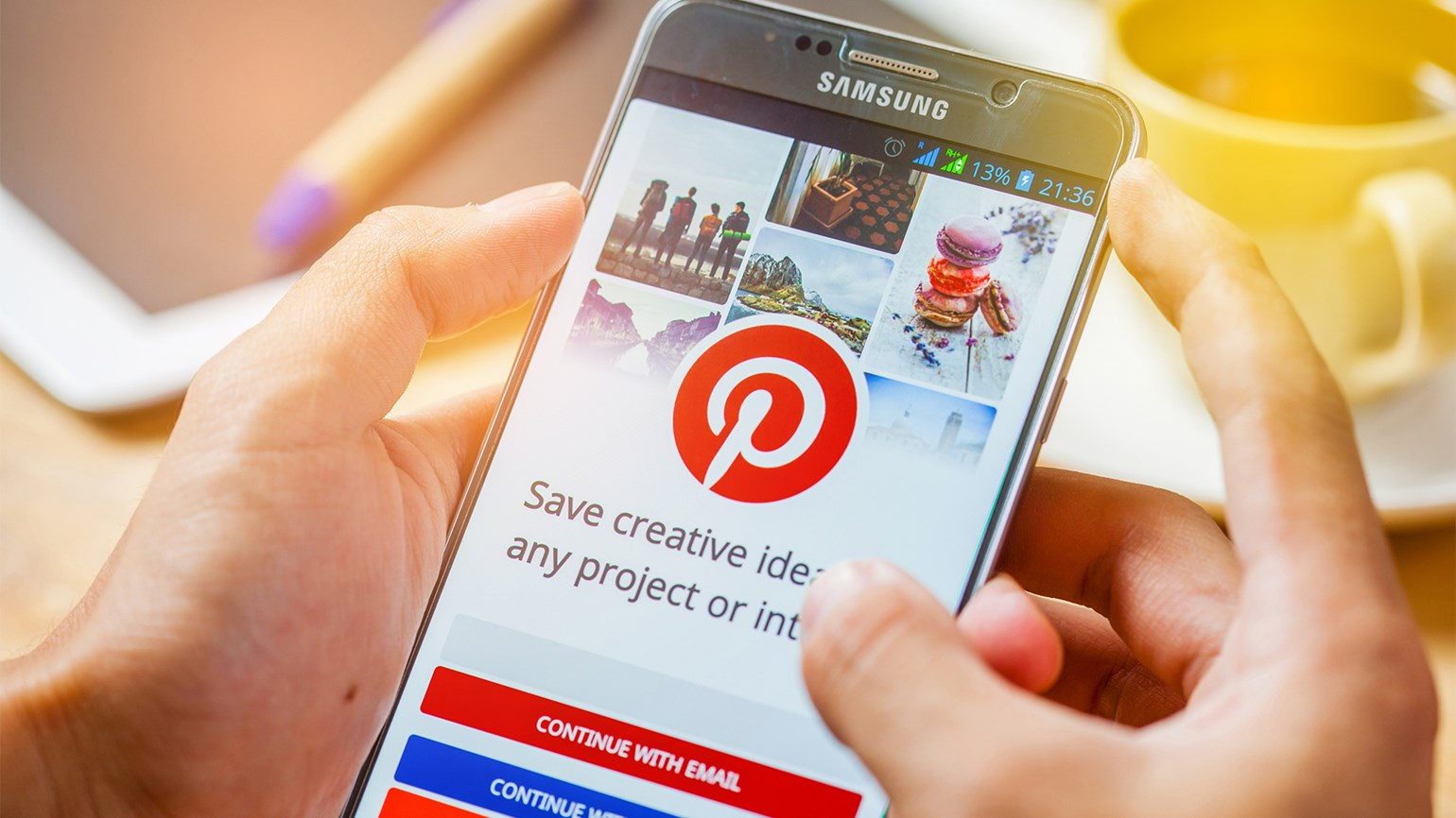 Why isn't Pinterest a big hit with agents?