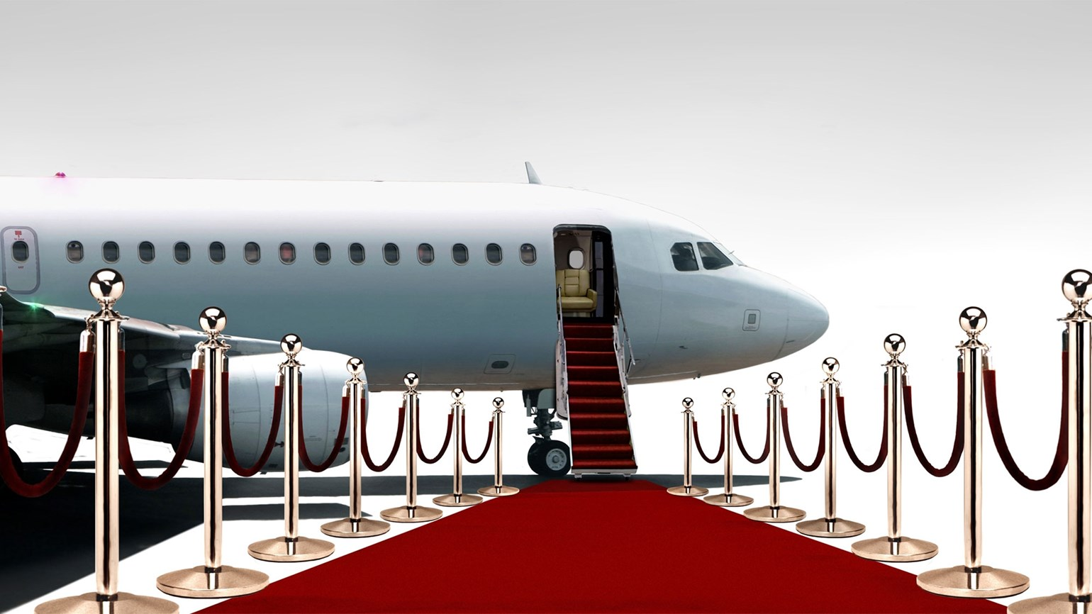 Concern over Trump's rhetoric has travel rolling out red carpet