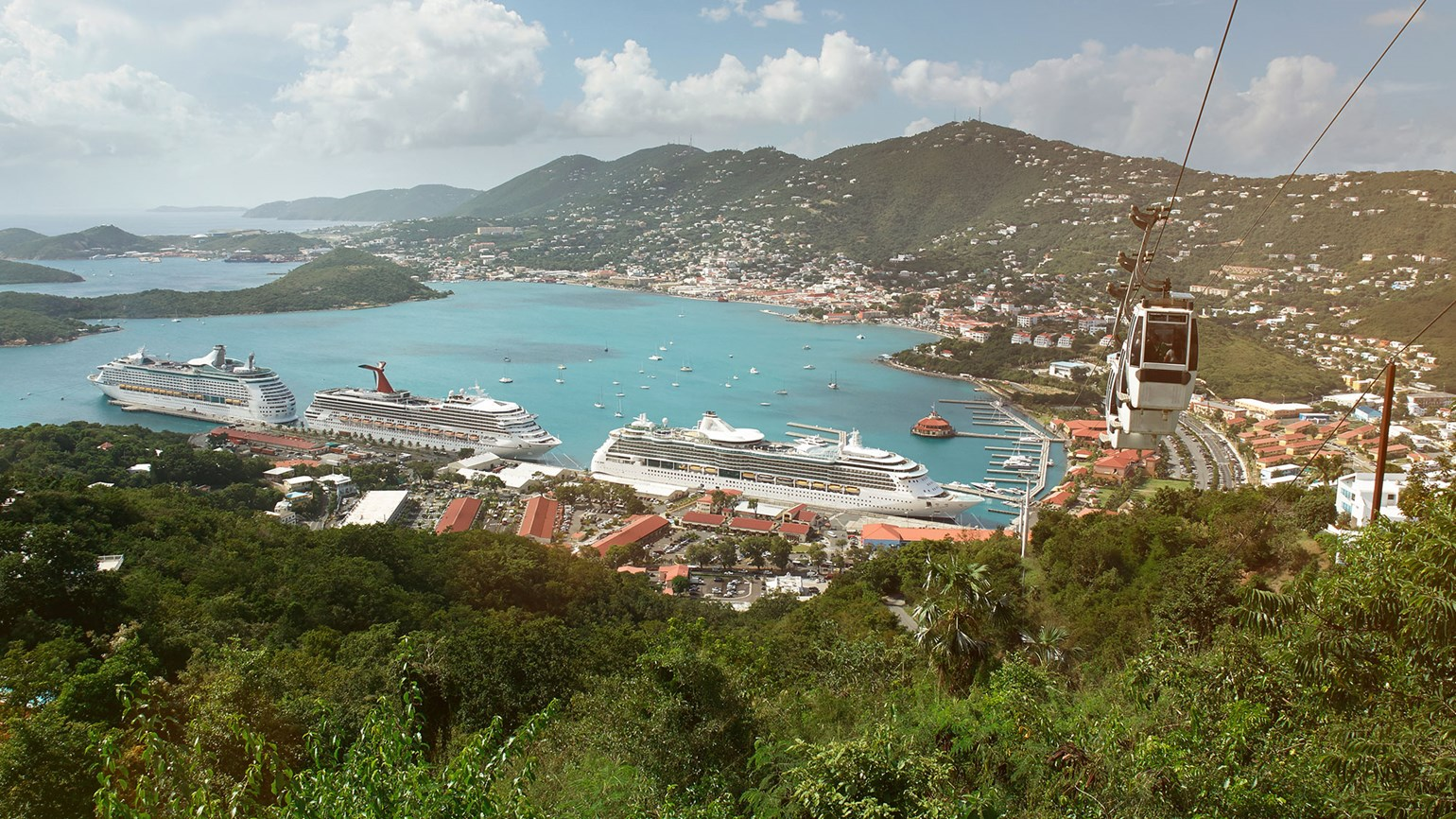 Royal Caribbean returning to St. Thomas in November