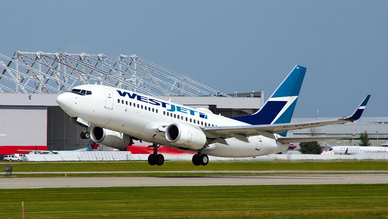 The refund applies to canceled WestJet and Swoop flights.
