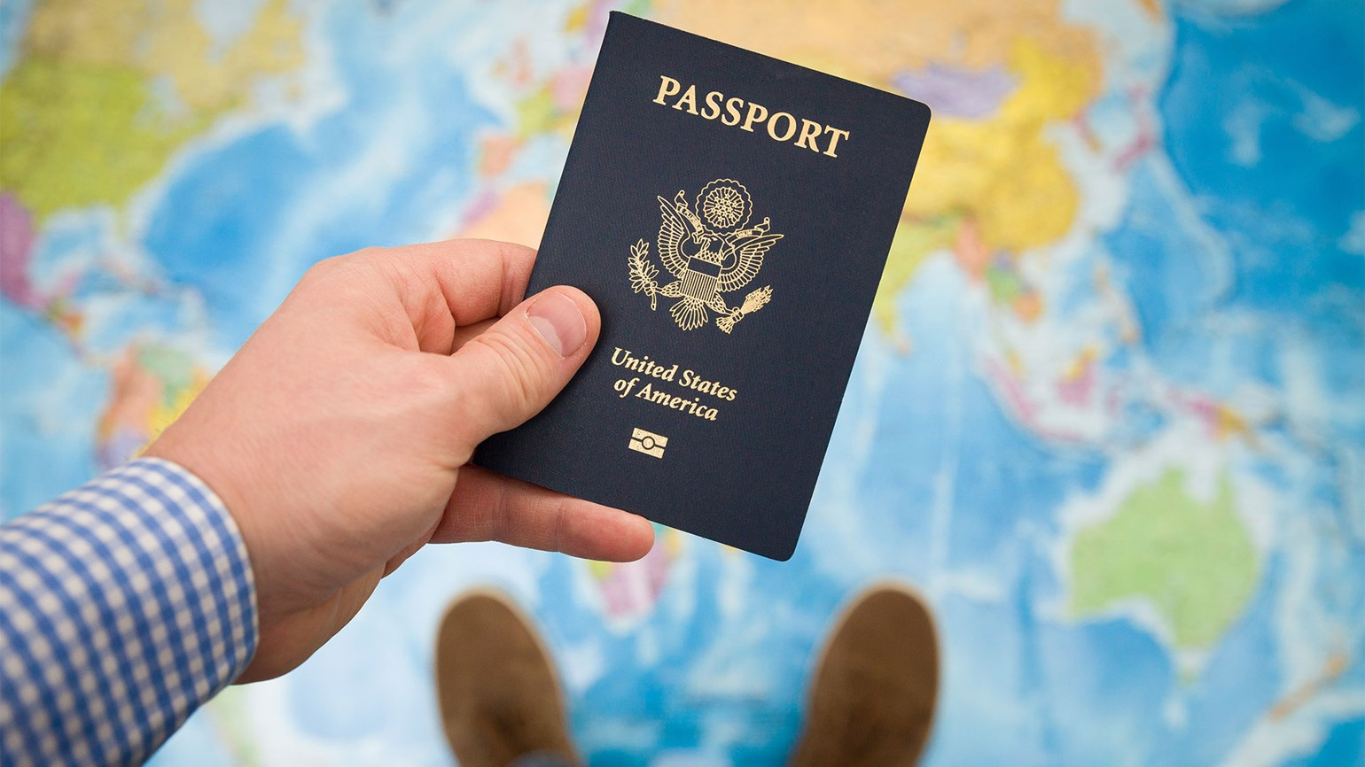 Hilton encouraging Americans to get passports