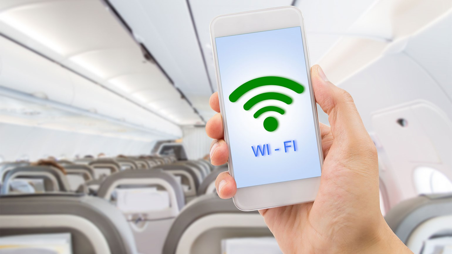 AA's mainline fleet now equipped with high speed WiFi