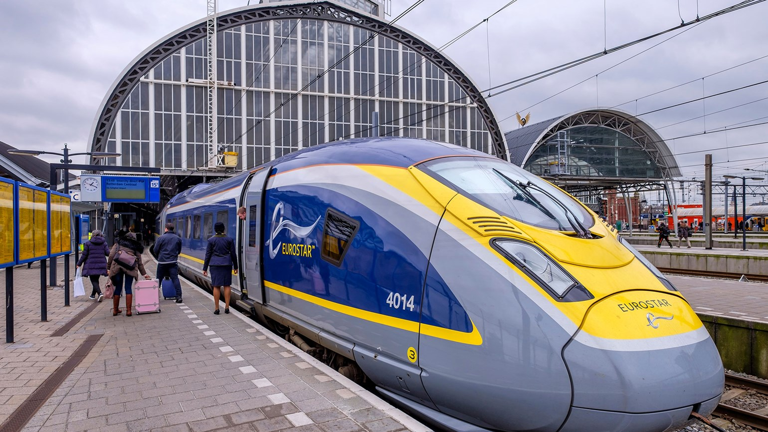 Report: Eurostar and Thalys to merge in 2021