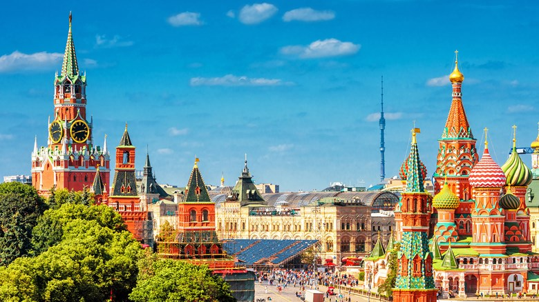 Russia generating much interest and increased U.S. bookings
