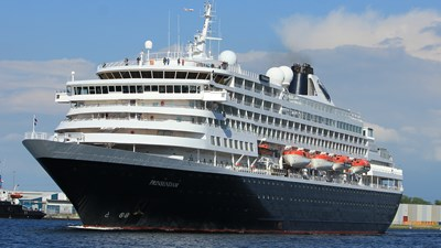 Holland America Line to say goodbye to Prinsendam