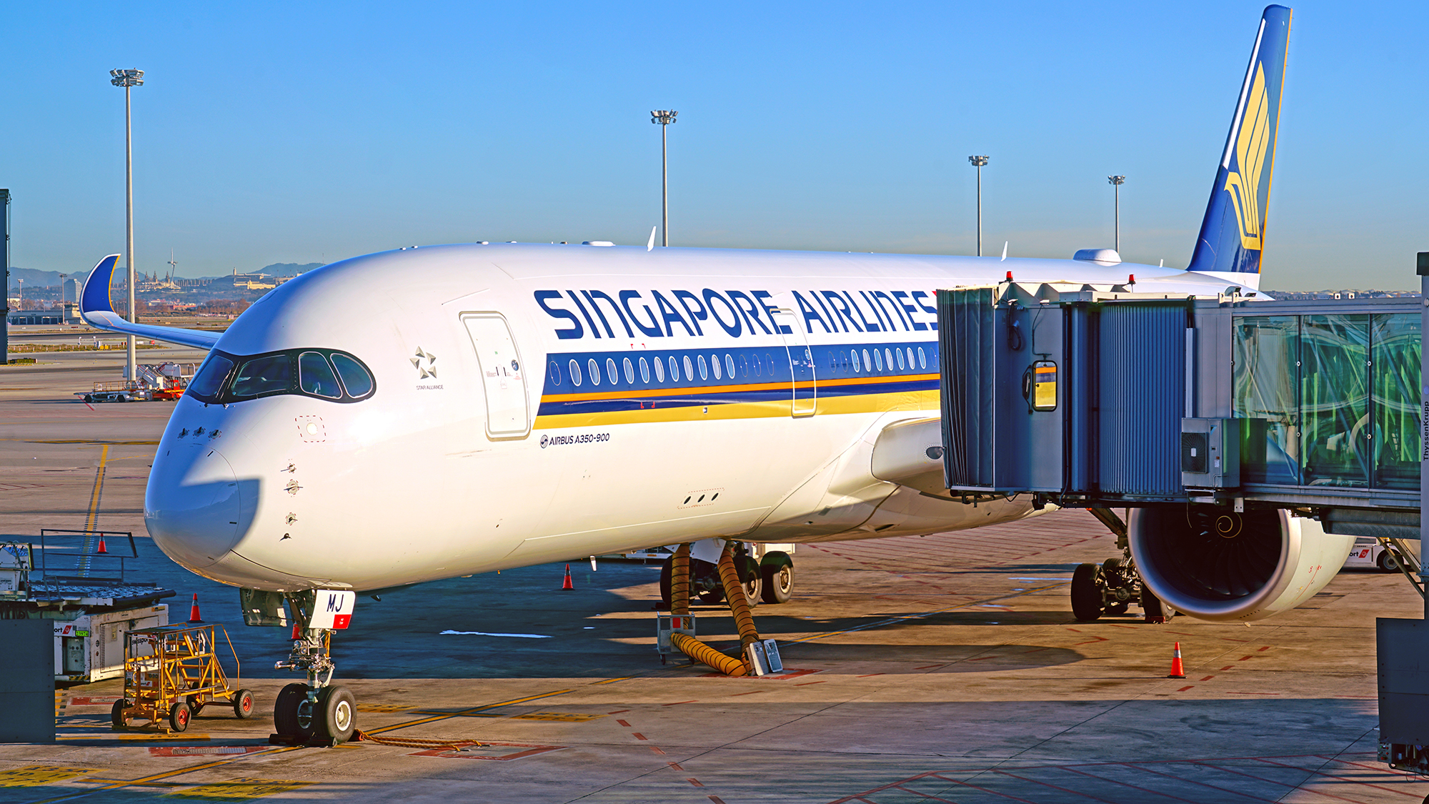 Singapore named world best airline