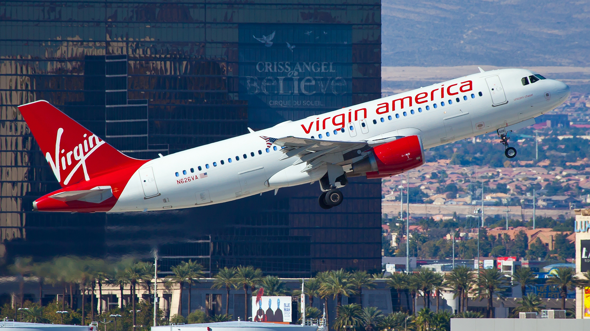 Virgin America Flies Into The Sunset Travel Weekly