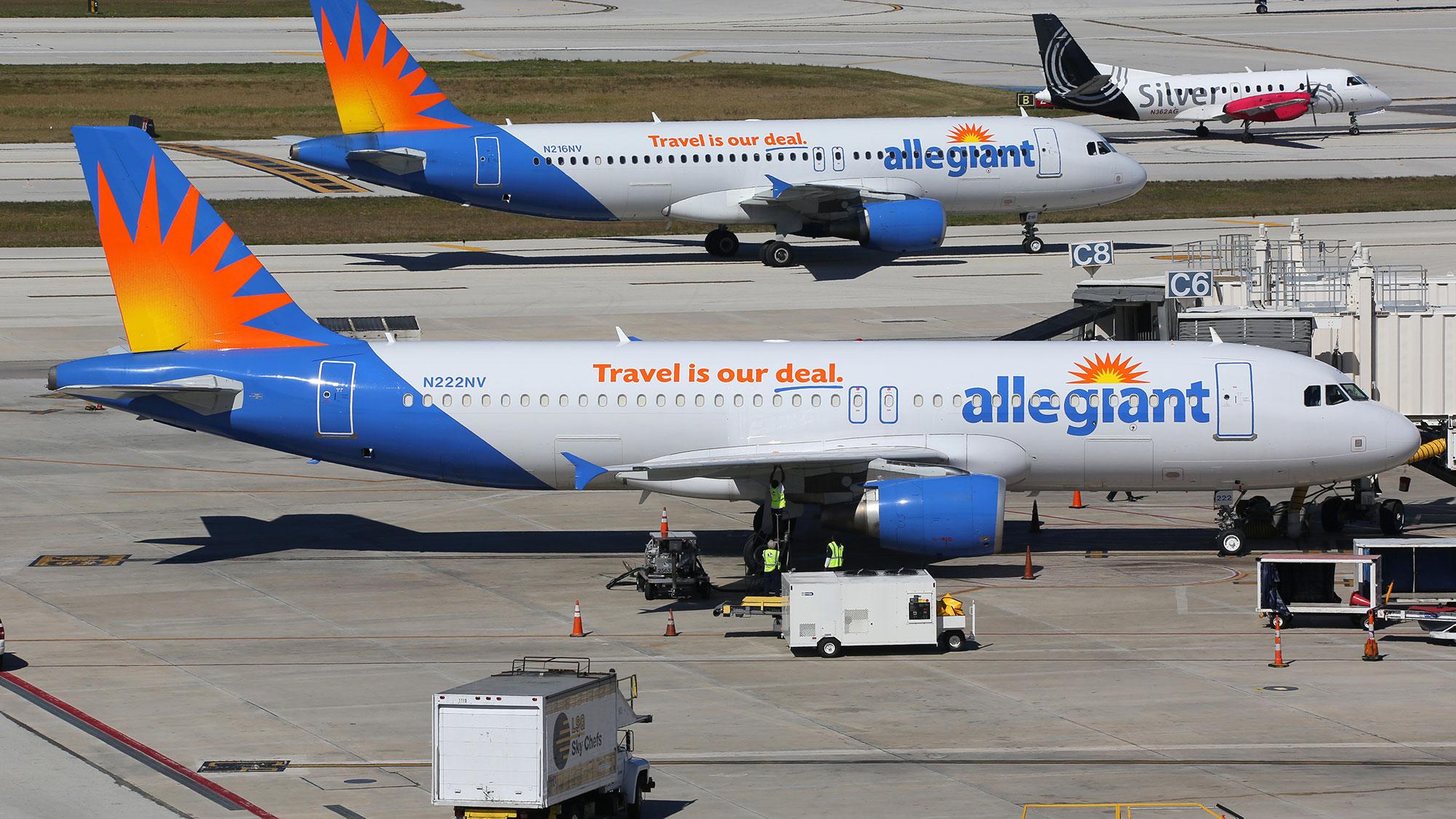 Allegiant rolls out bundled fares