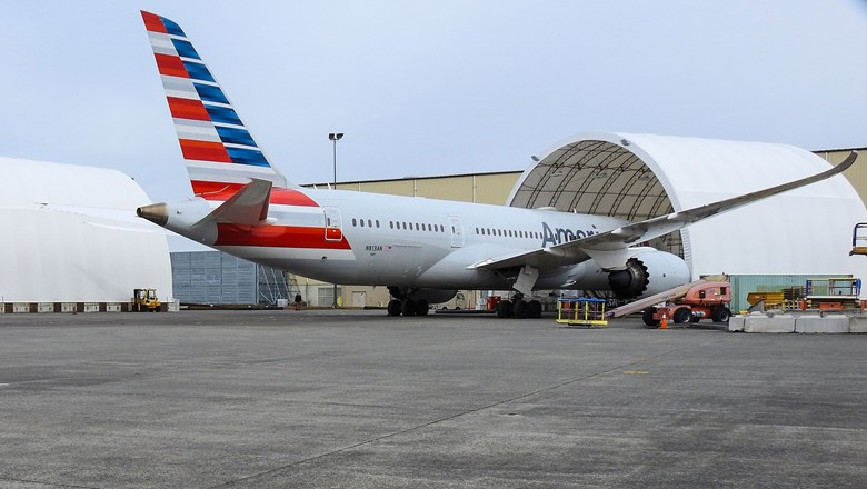 American Airlines has 24 Boeing 737 Max jets in its fleet.