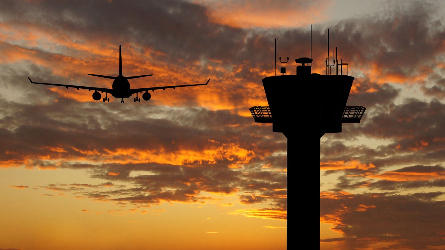 Air traffic control tower [Credit: Ersin Ergin/Shutterstock.com]