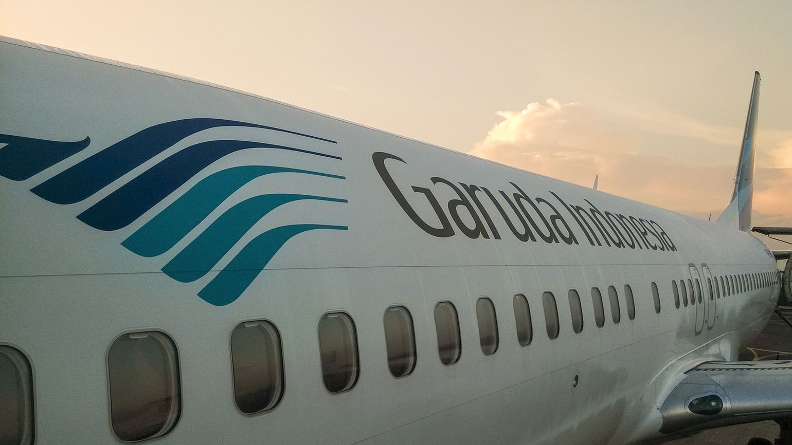 Garuda Indonesia wants to cancel Boeing Max 8 order
