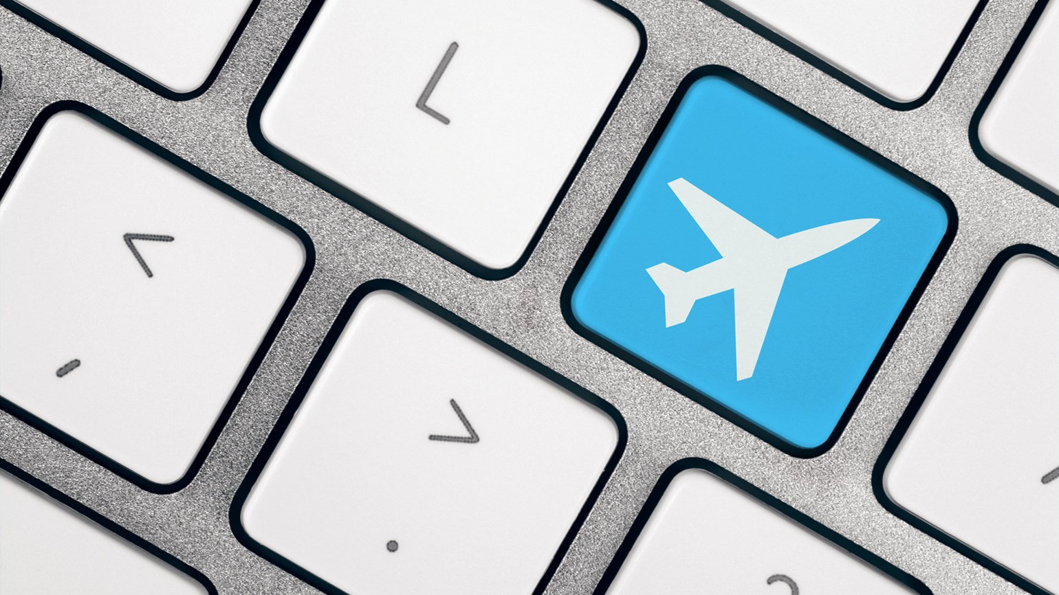 Online air booking [Credit: Hidesy/Shutterstock.com]