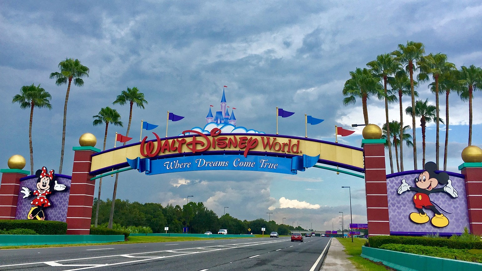 Disney World [Credit: Jerome Labouyrie/Shutterstock.com]