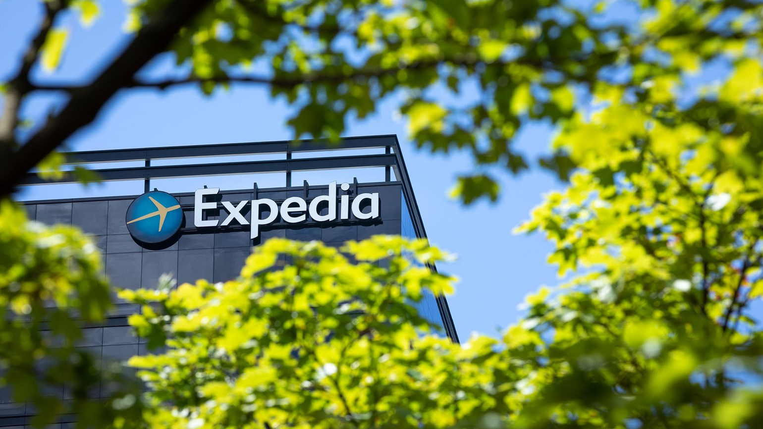 Expedia headquarters [Credit: VDB Photos/Shutterstock.com]
