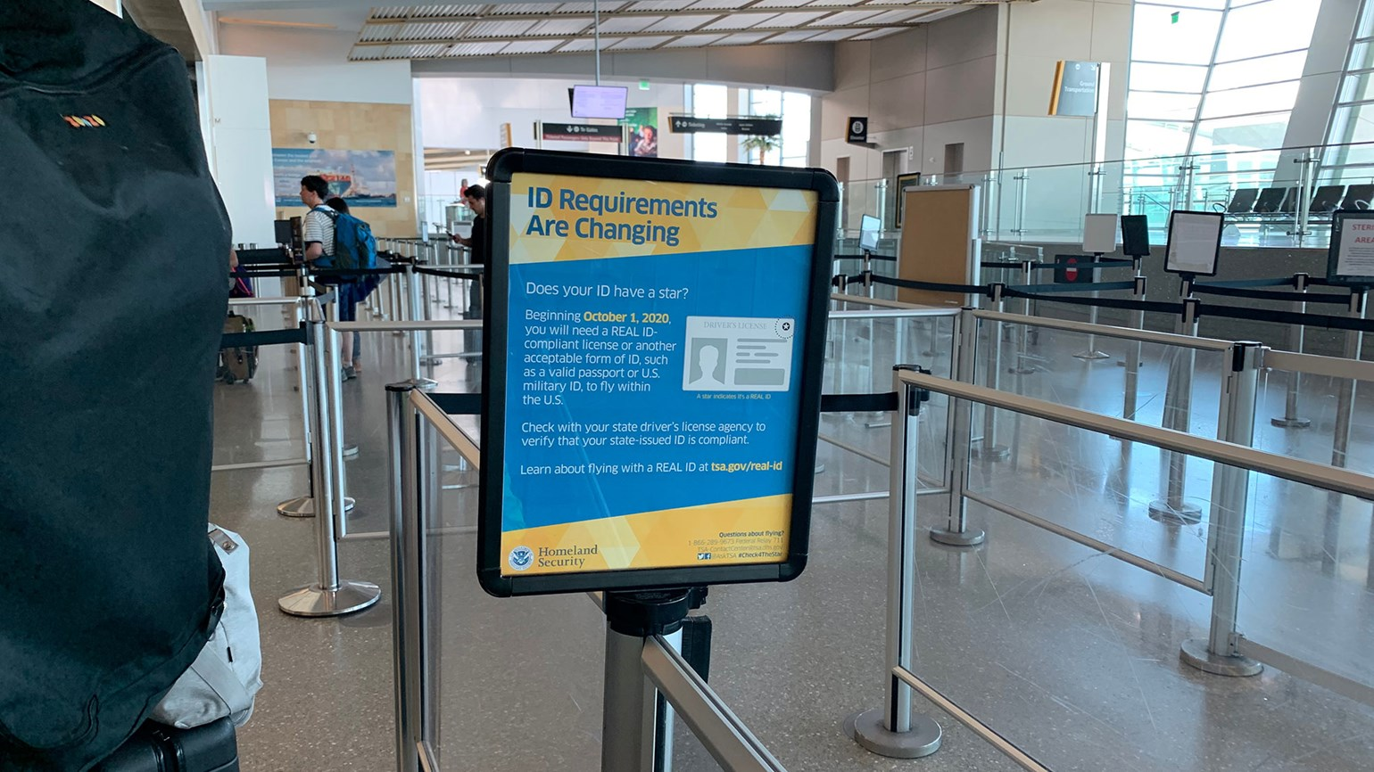 Real ID rollout postponed
