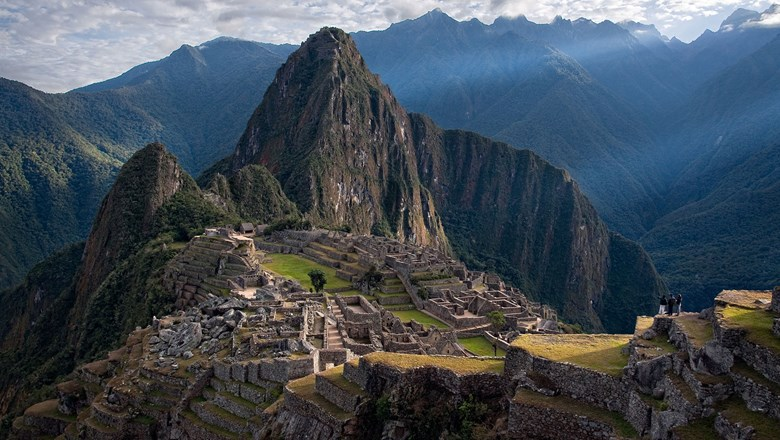 Peru's president declared a 15-day state of emergency on March 15, which included closing the country's borders. Pictured, Machu Picchu.