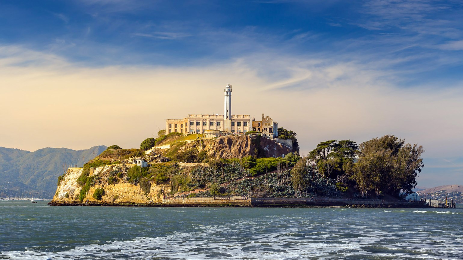 Alcatraz [Credit: f11photo/Shutterstock.com]