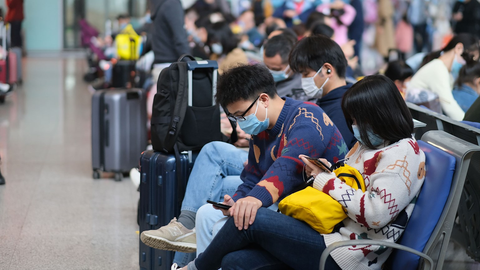 Planes flying, people traveling. China is recovering, but how?