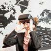 Fake it till you make it: Virtual reality inspires while travel is restricted