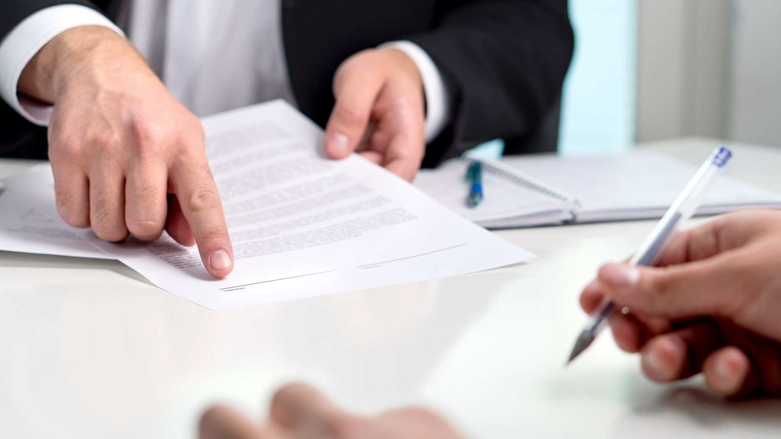 Agreement contract purchase acquisition [Credit: Tero Vesalainen/Shutterstock.com]