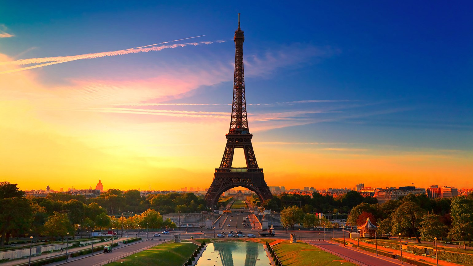 Paris Eiffel Tower [credit: INTERPIXELS/Shutterstock.com]