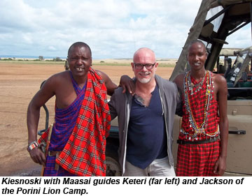 Keteri, Kiesnoski and Jackson