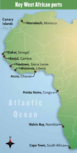 Operators bypassing Indian Ocean with West Africa itineraries ...