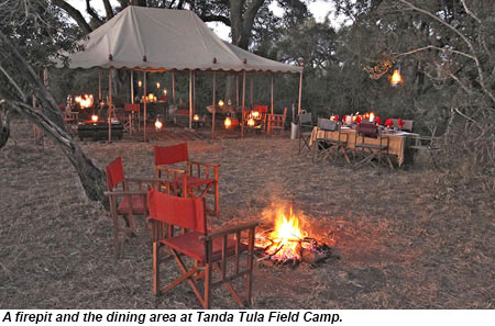 Timbavati field camp concept is a first for South Africa ...