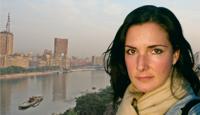 Michelle in Egypt