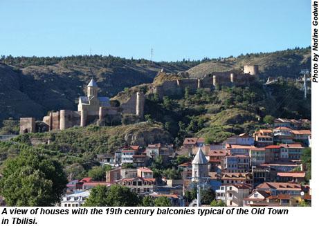 Georgia Tourism Tbilisi Georgia Tbilisi Old Town