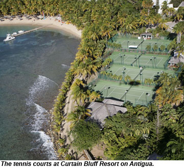 Curtain Bluff Tennis