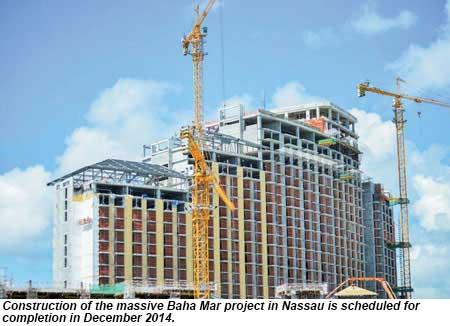 Bahamas concerned about US ruling for resort developer