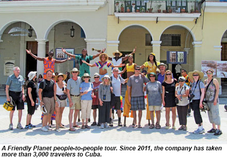 Friendly Planet Cuba Group
