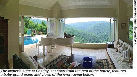 Neighborly Luxury At Jamaica Villa