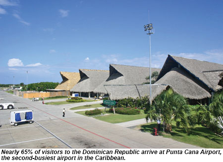 Punta Cana Airport, Dominican Republic