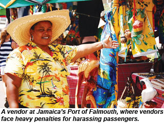 Falmouth vendor