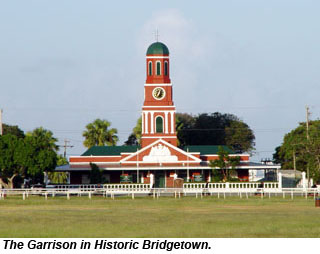 Historic Bridgetown and its Garrison in Barbados have been added to ...: www.travelweekly.com/Caribbean-Travel/Garrison-in-Barbados-named...