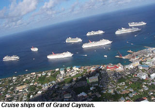 Grand Cayman Sets Ambitious Timetable For New Cruise Port - Cruise ship schedule for grand cayman
