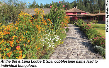 Peru Sol Luna Lodge