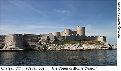 Marseille-Chateau D If