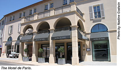Dispatch Provence A Tour Of Two Saint Tropez Hotels